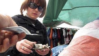 Узбекскі бізнес паставіў на калені рэчыцкіх гандляроў | Протест белорусских предпринимателей