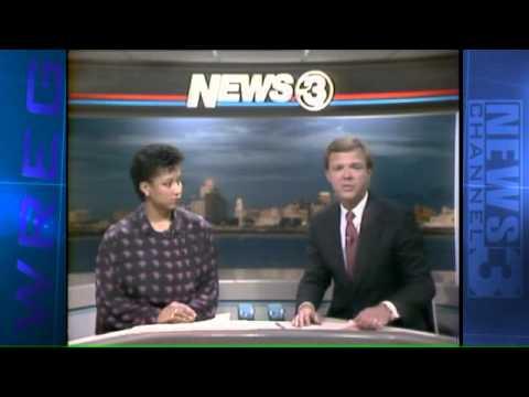 WREG newscast from November 10, 1986