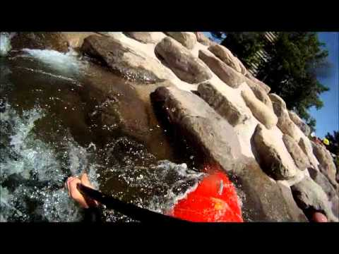 Truckee River Reno Whitewater Park S. Channel (Guide)