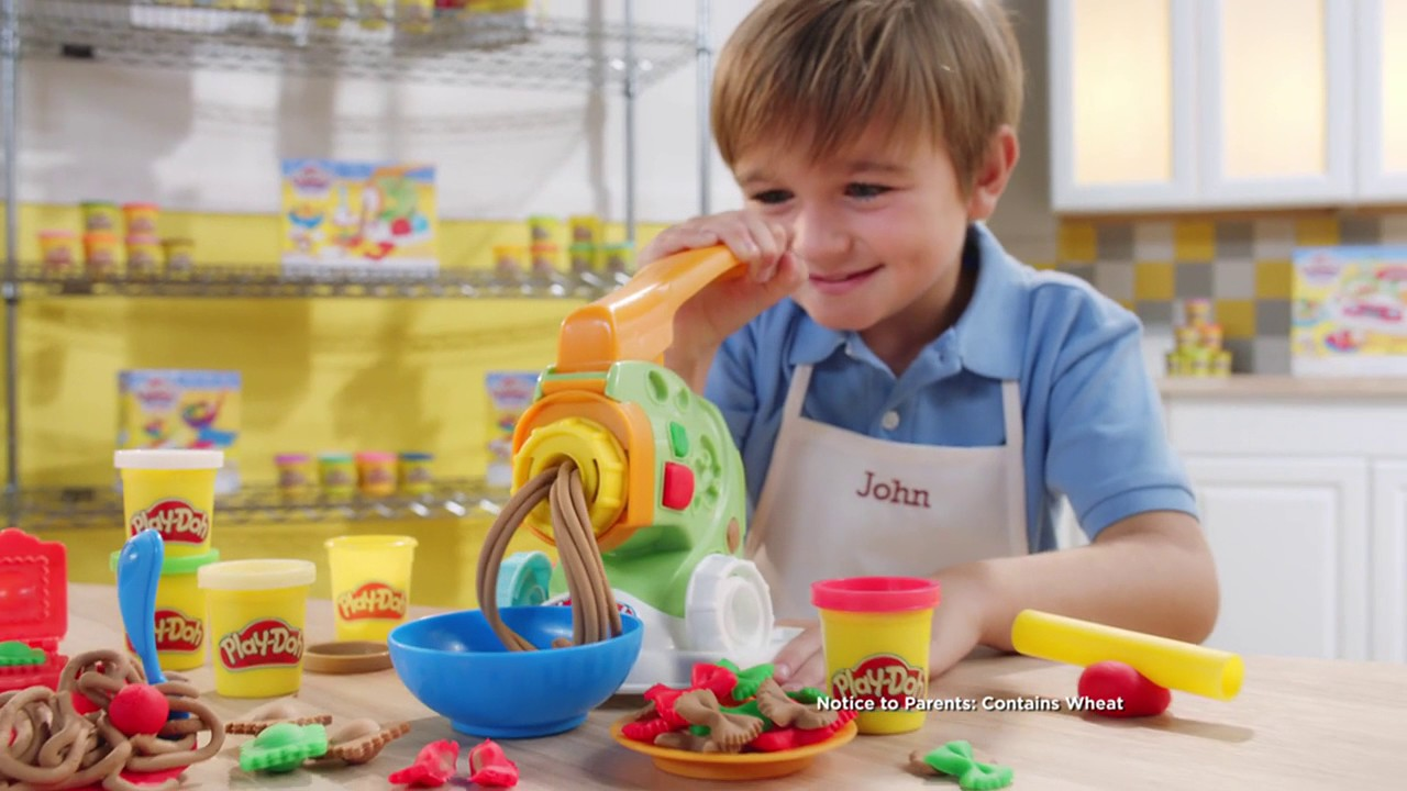 Play-Doh Kitchen Creations - YouTube