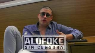 Bad Bunny habla de Anuel AA / Lapiz Conciente / Arcangel / Planes 2017 (Alofoke Sin Censura) thumbnail