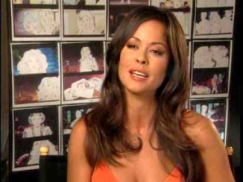 Need For Speed Underground 2 Brooke Burke In All Her Glory Movie