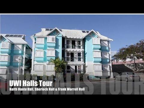 Residence Halls + Dorm Room Tour | UWI Cave Hill, Barbados
