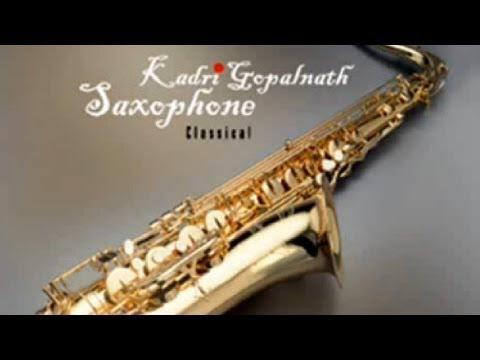 A tribute to dr. Kadri gopalnath   carnatic classical audio.