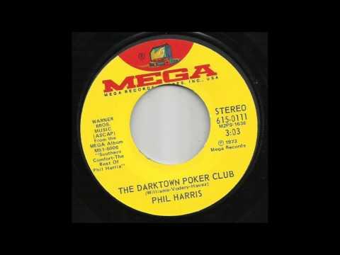 Phil Harris - The Darktown Poker Club