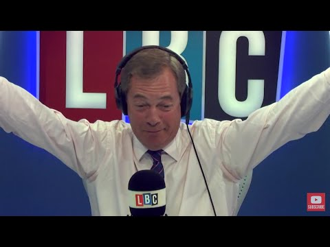 The Nigel Farage Show On Sunday: Is The Labour Party Hindering Brexit? 1/2 LBC - 3rd September 2017
