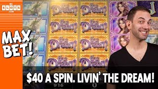 🙀 $40/Spin MADNESS! 😎 Livin' the DREAM, Baby! 😎 Wonder 4 Boost 🎰 ✦ BCSlots