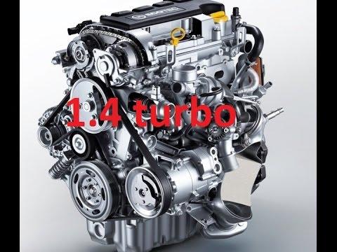 Czujniki i zawory w 1.4 turbo - A14NET, A14NEL, B14NET ...