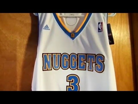 Ty Lawson Home Denver Nuggets Swingman Jersey Review