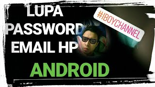 Video Cara Mengetahui Password Email | iBoy download MP3, 3GP, MP4, WEBM, AVI, FLV November 2017