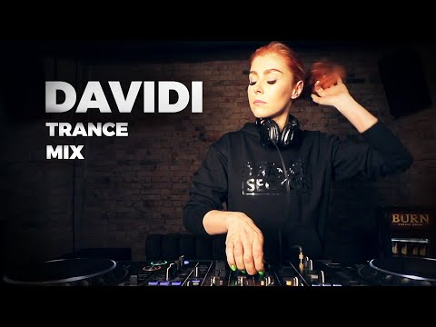 DAVIDI - Live @ Radio Intense Kyiv 03.01.2020 // Trance Mix