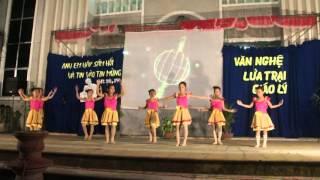 3. Nhảy Nào Các Bạn Ơi - TKGL Gx Gò Thị 2012