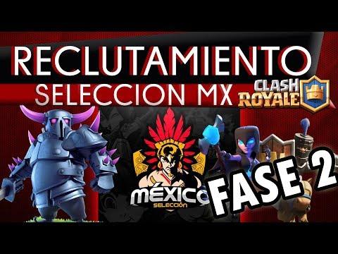 Reclutamiento para la Selección de México Fase 2 | FT. Anthony!