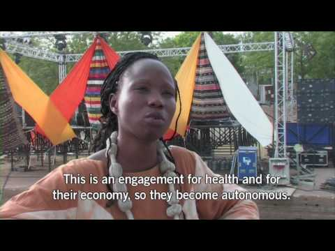 Spark Africa - Fashion world Mali promotes bio-cotton - Episode 19