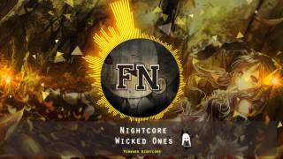 ▲Nightcore ~ Wicked ones▼