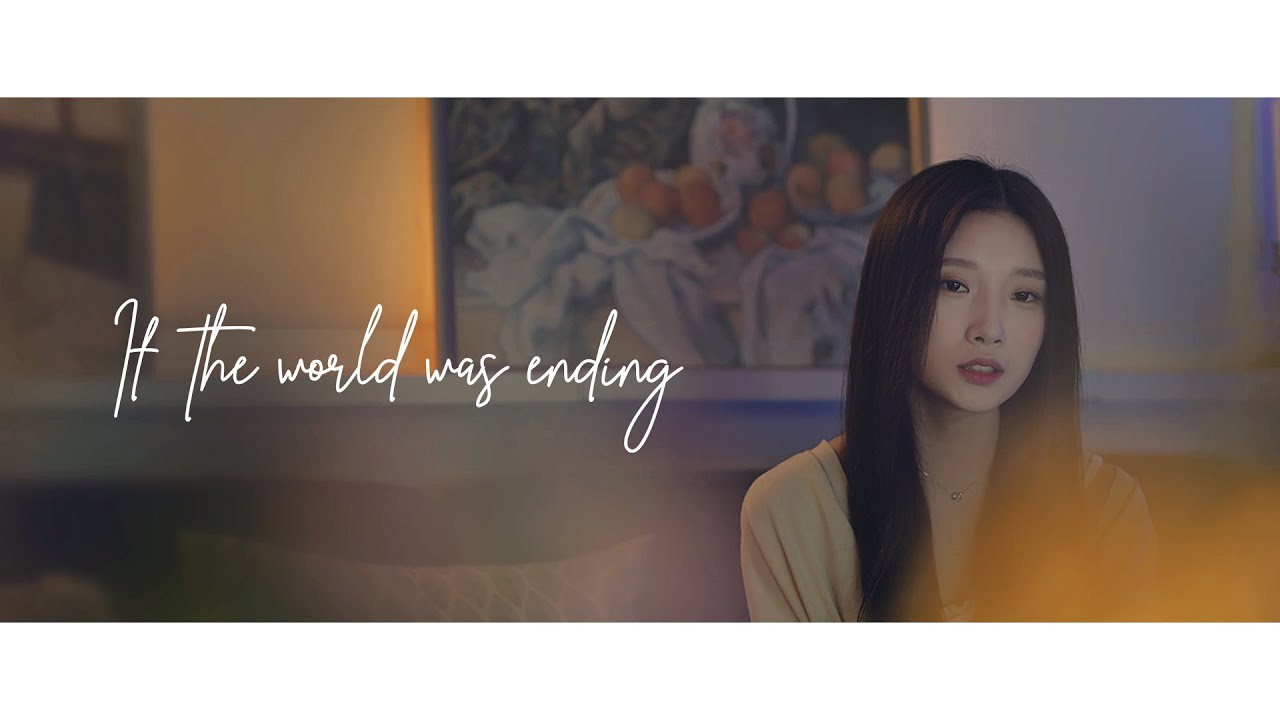 [MAJOR9/블링블링] 나린(NARIN) 'If the World Was Ending'