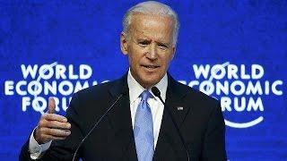 Davos, ricetta anticrisi di Biden:
