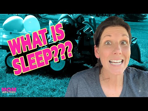I Haven't Slept in YEARS!!! | Mom Unfiltered thumbnail