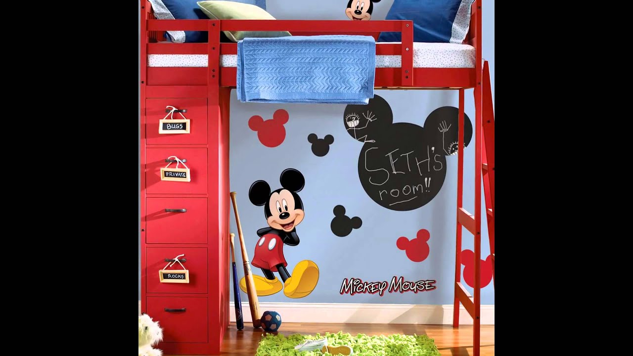 Mickey Mouse Home Decorations Ideas Room Children Or S Uk Canada Ireland