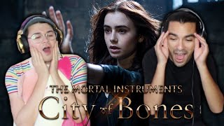 WHO LET **THE MORTAL INSTRUMENTS: CITY OF BONES** HAPPEN? (W/ PRETTYMUCHIT)