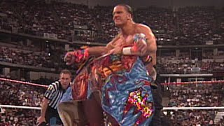 Ultimate Warrior vs. Triple H: WrestleMania XII