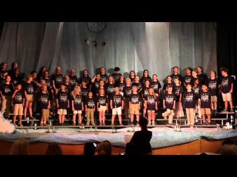 All Town Chorus Select Grs. 3-5, 6 Muraco Elementary School Clip 1