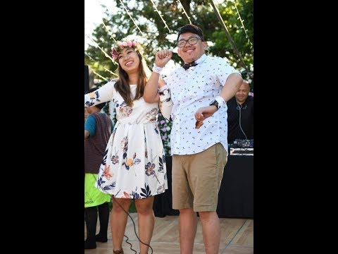 Thomson And Mai Yang's Wedding