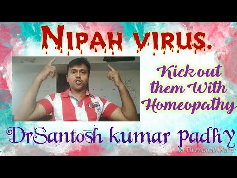 Is There Any Solution For NIPAH VIRUS In Homeopathy ?