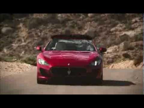 Maserati GranCabrio MC and GranCabrio Sport - Mondial Automobile Paris - Autojeunes