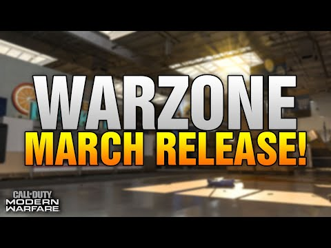 """CALL OF DUTY: WARZONE RELEASING MARCH 10TH! - """"Development Sources"""" Leak March 10th Release Date!"""