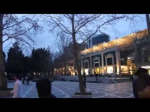 Baku-Azerbaijan رحلتي إلي باكو - اذربيجان