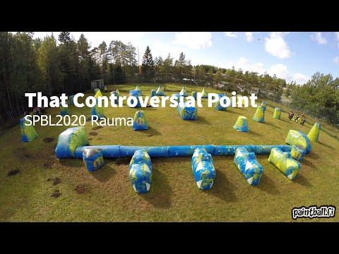 That Controversial Point - SPBL2020 Rauma