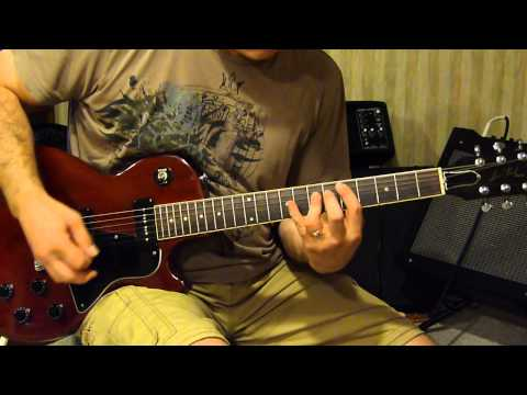 Creedence Clearwater Revival - Up Around The Bend - guitar cover