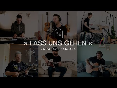 Revolverheld - Lass Uns Gehen (ZUHAUSE SESSIONS)