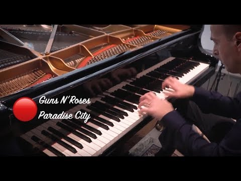 Guns N&39; Roses - Paradise City - Best Piano Cover Ever 🔴