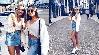 Shopping in LA + Rodeo Drive!