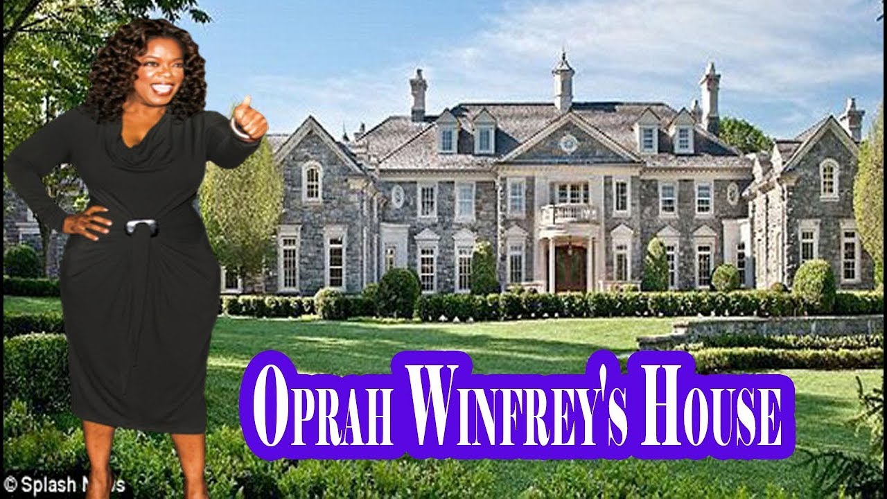 Oprah Winfrey S 2018 Inside Outside House Tour 112 Million Mansions