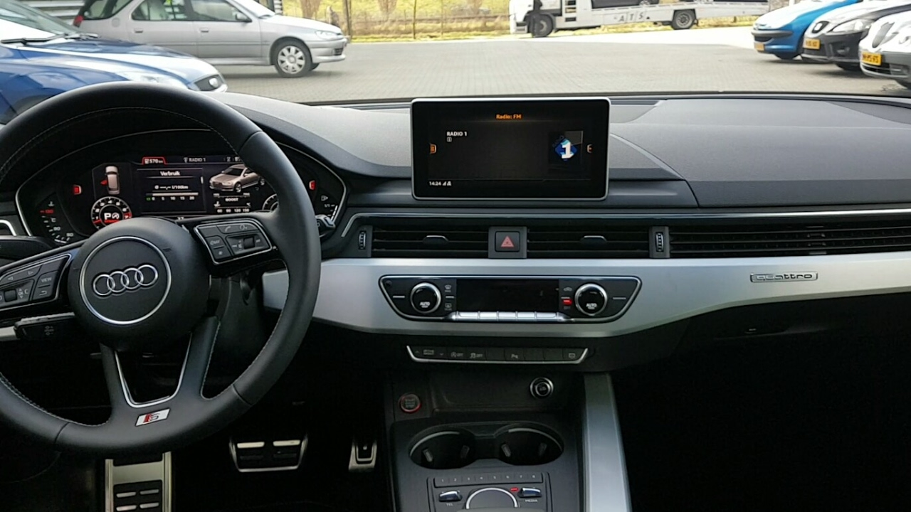 Audi S4 2018 Interior Youtube