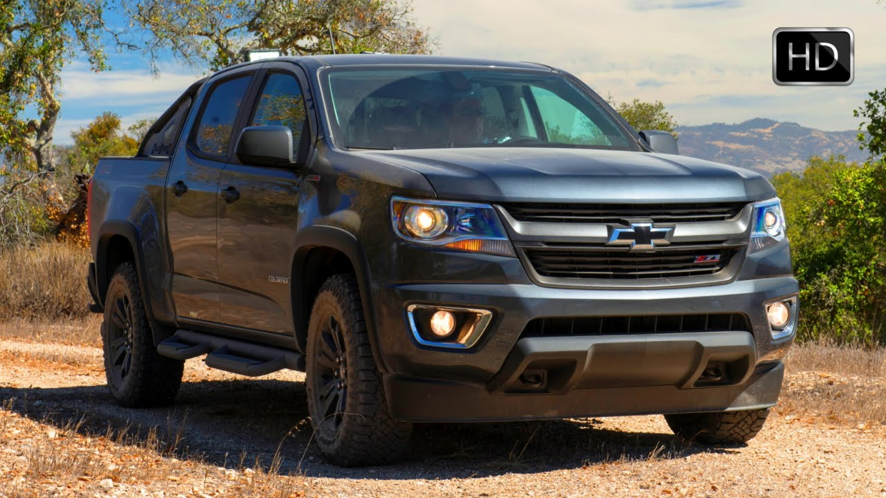 2016 chevrolet colorado z71 trail boss duramax diesel. Black Bedroom Furniture Sets. Home Design Ideas