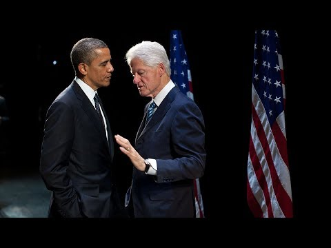 Undoing the New Deal: Clinton Rolled Back the Deal, Obama Blew a FDR Moment (pt6)
