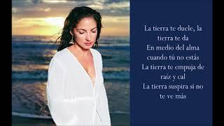 Mi Tierra  Gloria Estefan  (Lyrics)