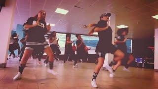 ver video: Masterclass de Hip Hop y Funky con Yurena de la Rosa