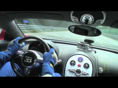 bugatti veyron top speed 407km/h - youtube
