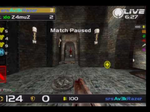 DHW09: Quake Live Grand Final at DreamArena Extreme