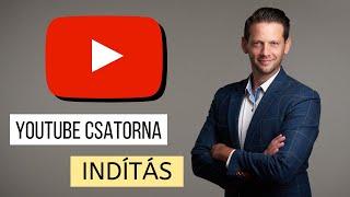 Youtube csatorna indítás 2020ban! Stratégia és gyakorlati tippek