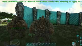 I RAIDED THE ALPHA AND CRASHED THE SERVER | Ark Survival Evolved