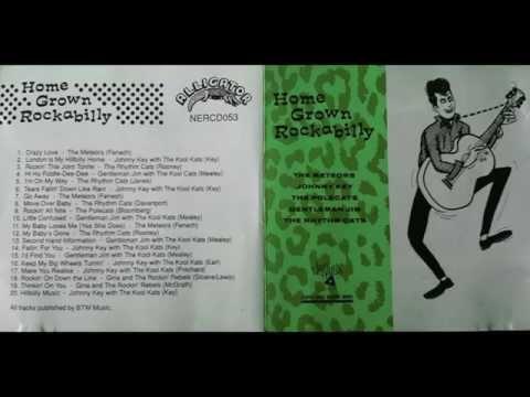 Home Grown Rockabilly-Full Album