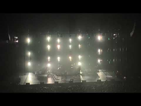 Massive Attack / Elizabeth Fraser - Black Milk (Glasgow Hydro, 28 January 2019)