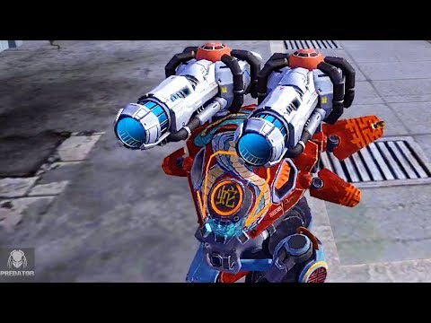 NEW Buffed Redeemer Is Extremely Powerful | Carnage Destroying | War Robots