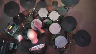 Davidian - Machine Head Drum Cover